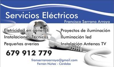 Servicios Eléctricos Fco. Serrano Arroyo