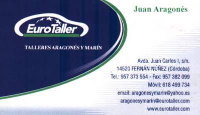 Talleres Aragonés y Marín