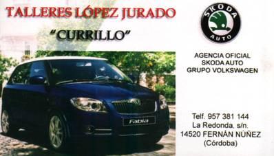 """Talleres José López Jurado """"Currillo"""""""