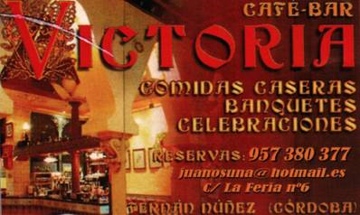 Café-Bar Victoria