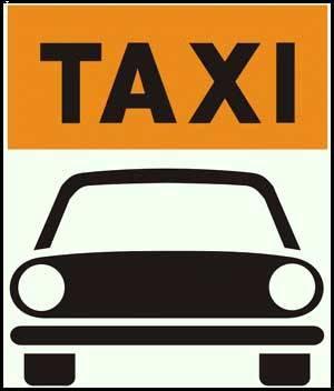 Servicio de Taxi local