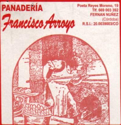 Panadería Francisco Arroyo