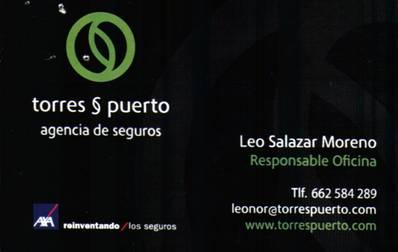 Torres y Puerto Mediadores de Seguros