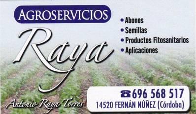 Agroservicios Raya