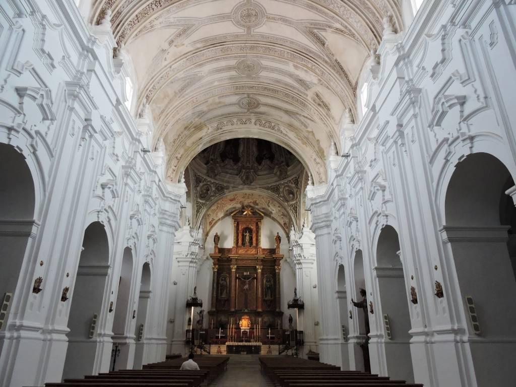 Church Of Santa Marina De Aguas Santas