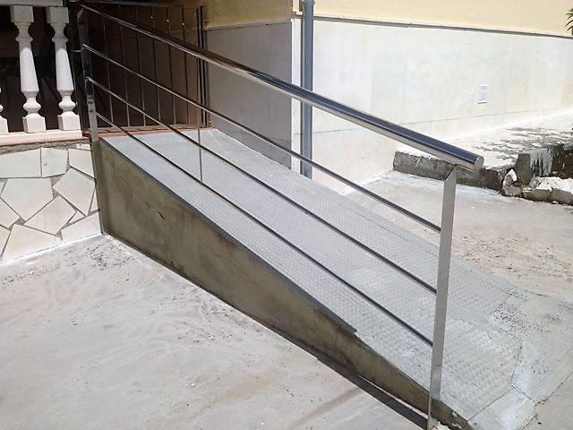 Img - Barandillas de seguridad para escaleras ...