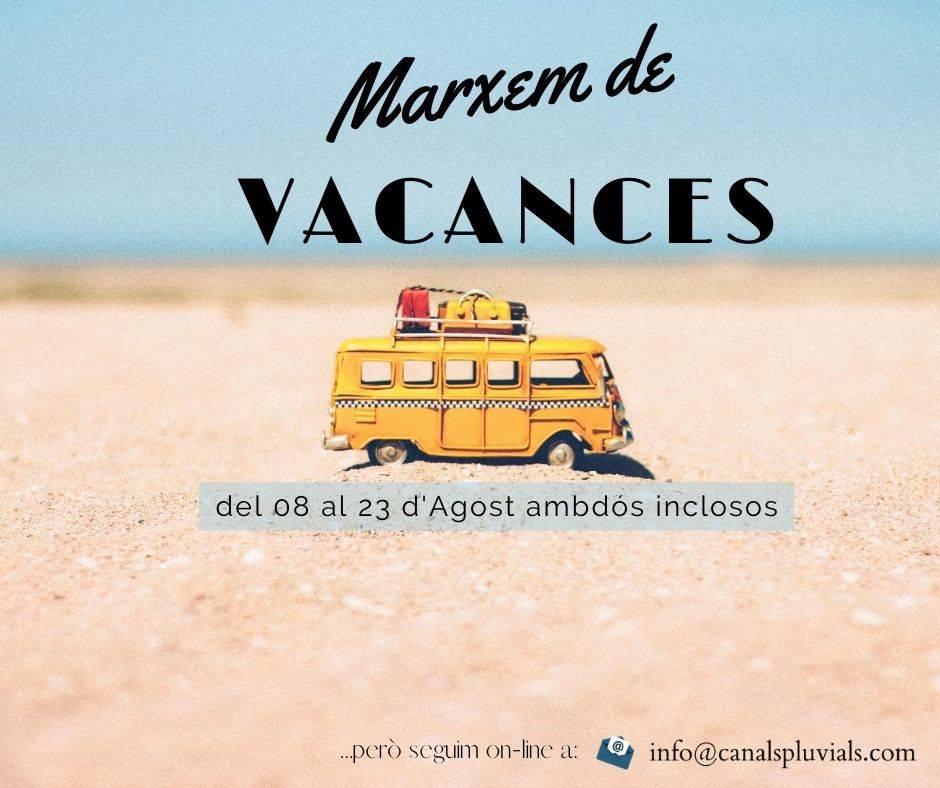 MARXEM DE VACANCES!