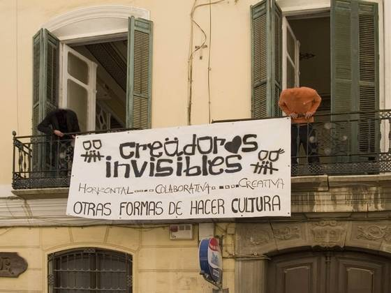 """La Casa Invisible pide la adjudicación del edificio tras """"cumplir el último requisito""""."""