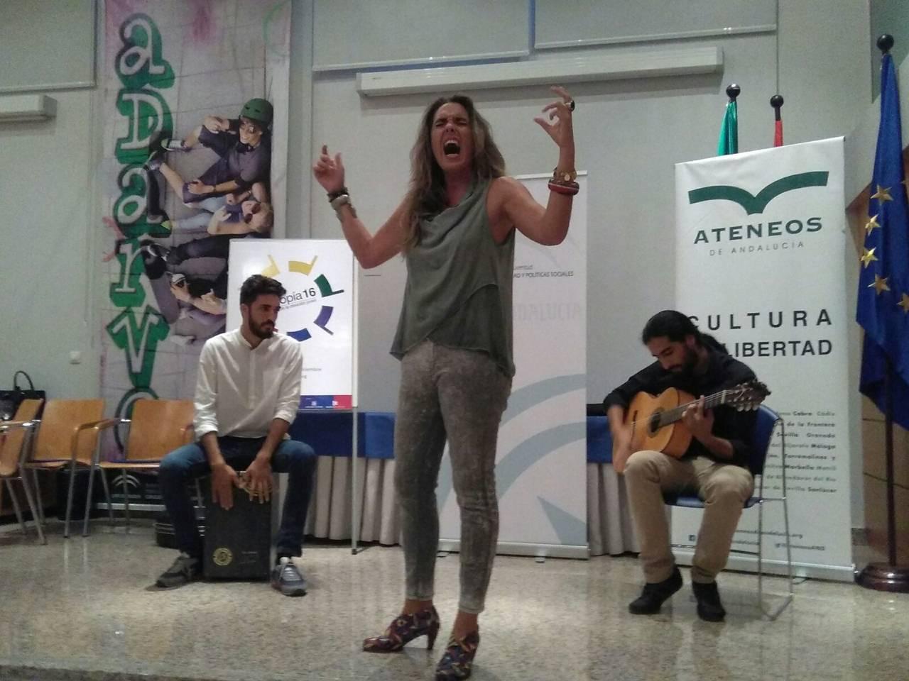 Federación Ateneos de Andalucía en Eutopía16