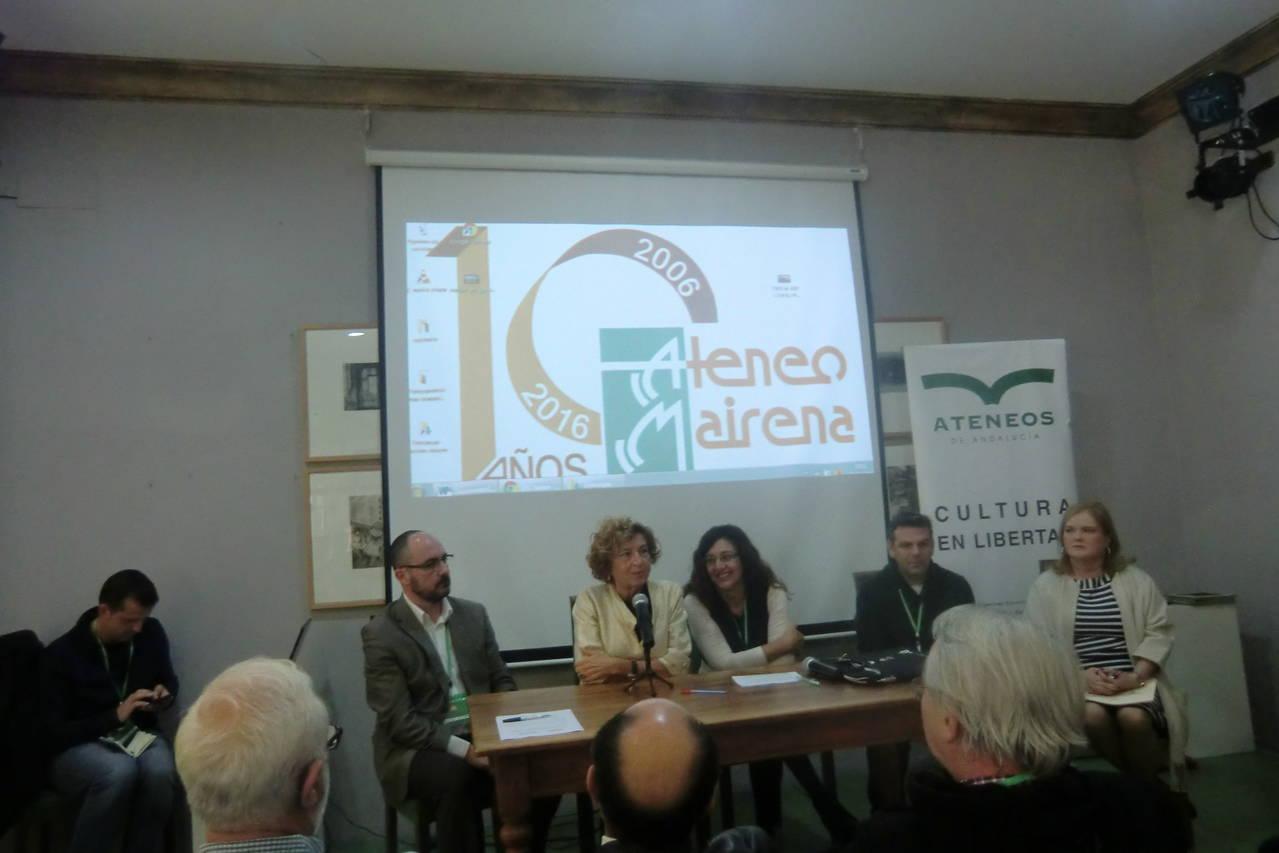 Los ateneos andaluces y catalanes reclaman una reducción fiscal para la Cultura