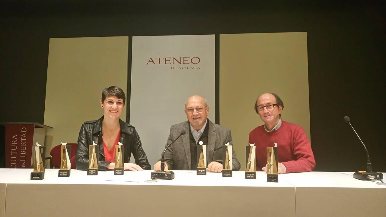 Premios Teatro Ateneo 2015-2016