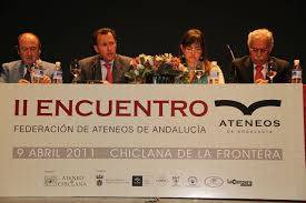 II Meeting of Andalusia in Chiclana Ateneos.