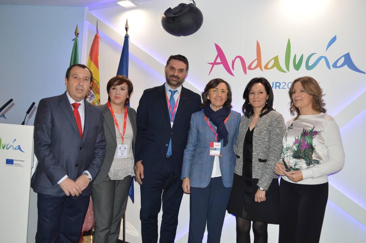 "Fitur 2017: ""Andalucía Destino Cultural"""