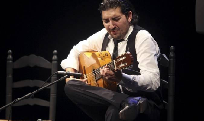 El guitarrista Antonio Rey regresa a Sevilla para confirmar su proyección