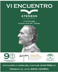 VI Meeting of Andalusia Ateneos 2015.