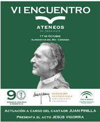VI Encuentro de los Ateneos de Andalucía 2015.