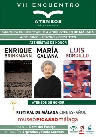 VII Encuentro Ateneos de Andalucía.