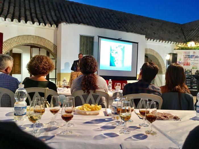 El Ateneo Arbonaida se hace eco de nuestra Flamenco & Sherry en La Choza de Juaniquí