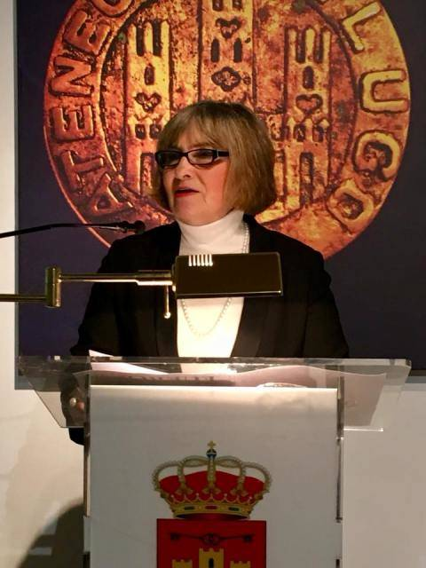 Acto de conferencia de ingreso de la Dra. Dña. Adela Tarifa Fernández, en el ATENEO DE ILUGO