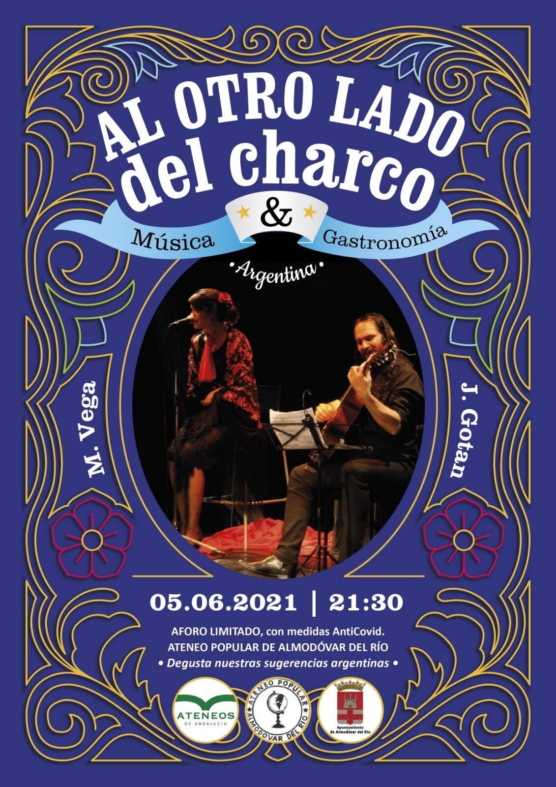 """""""Al otro lado del Charco"""""""