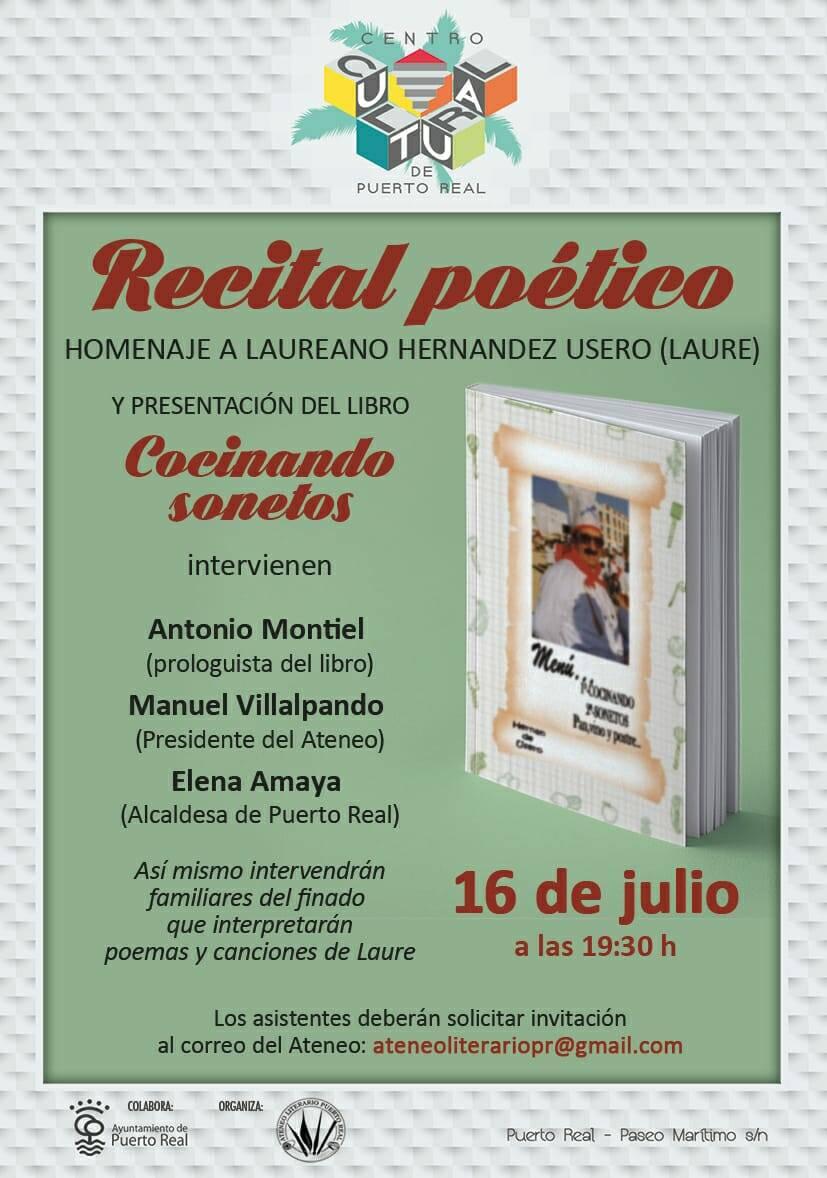 Poetic recital