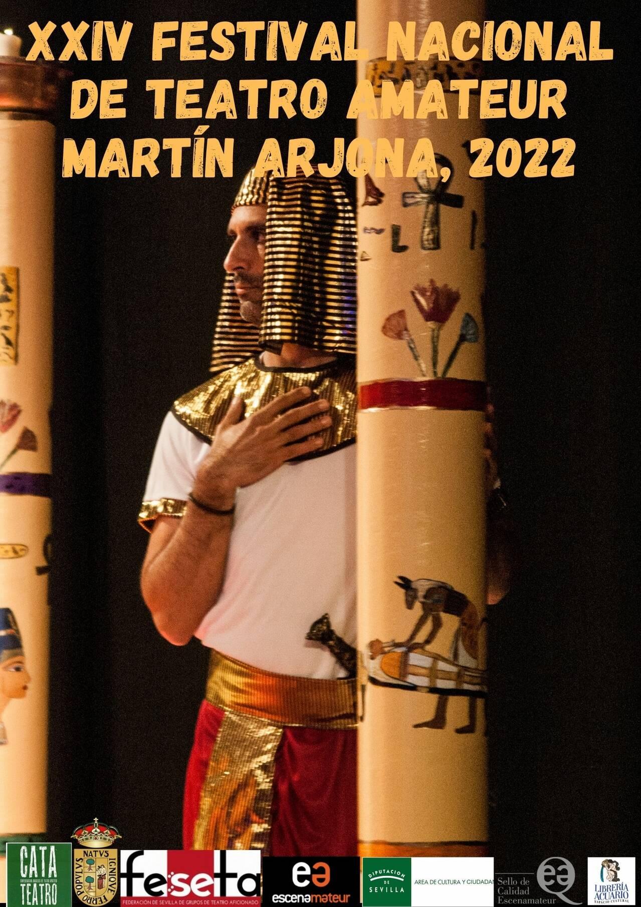 XXIV Martín Arjona de Herrera National Theater Festival (Seville)