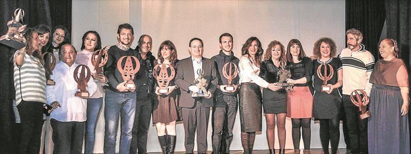 Escampolo Teatro, primer premio del V Certamen Nacional de Teatro Amateur