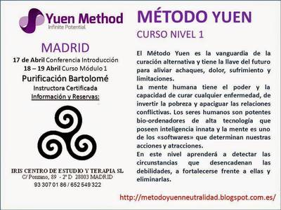 CURSO NIVEL - 1 - MADRID