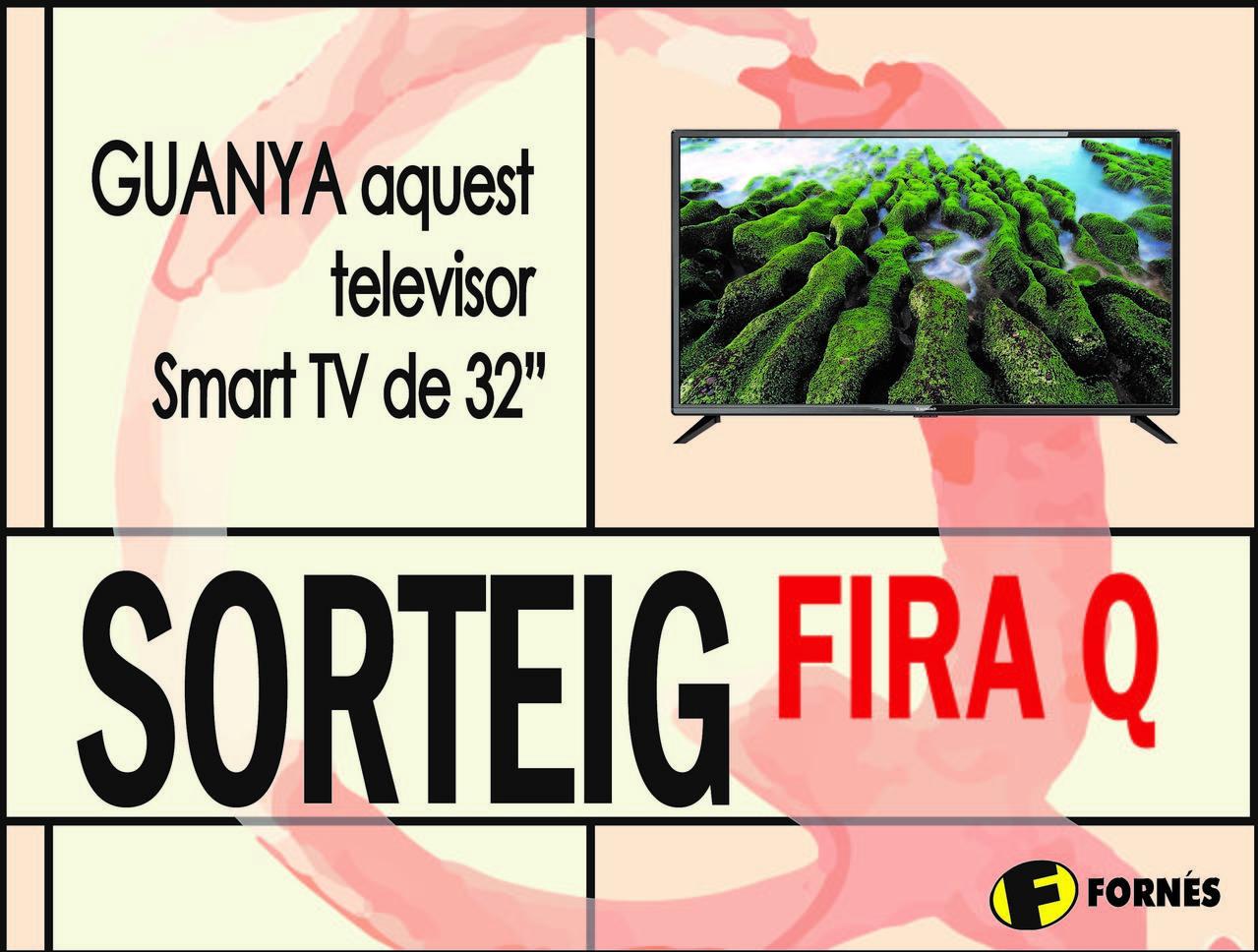SORTEIG FIRA Q