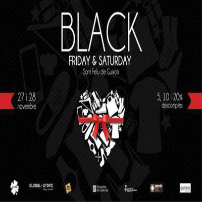 Black Friday & Saturday