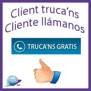 Impressioni als clients amb trucada Web