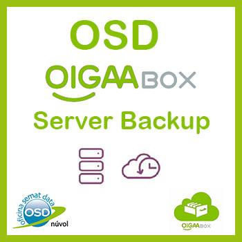 OSD Oigaa Box Server Backup