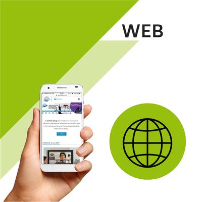 OSD Pàgina WEB
