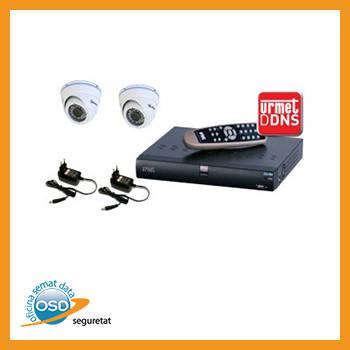 Oferta Kits amb videogravador