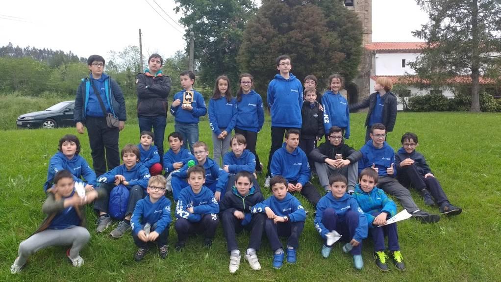 XIX Torneo de Ajedrez Escolar A. Robinet 2016