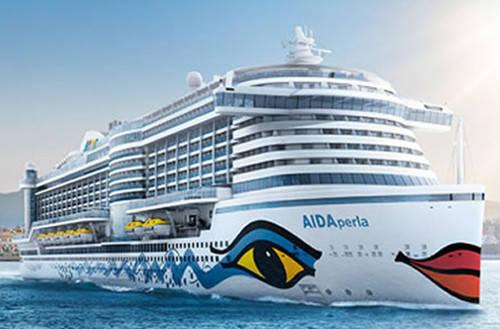 Excursiones crucero AIDA PERLA