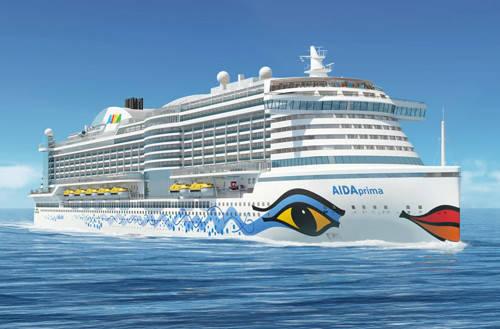 Excursiones crucero AIDA PRIMA