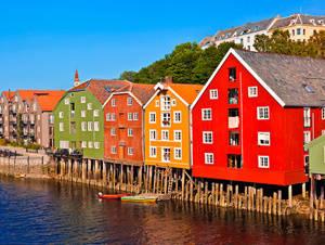BERGEN (Fiordos Noruega)