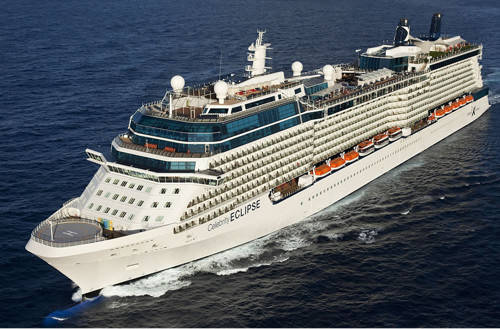 Excursiones crucero CELEBRITY ECLIPSE