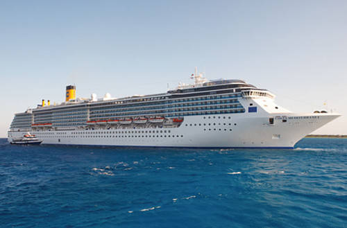 Excursiones crucero COSTA MEDITERRANEA