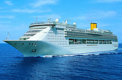Excursiones crucero COSTA VICTORIA