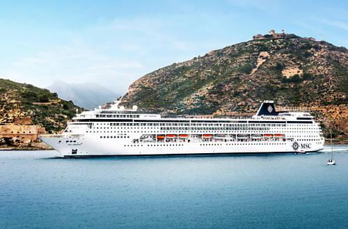 Excursiones crucero MSC ARMONIA