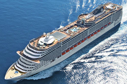 Excursiones crucero MSC DIVINA