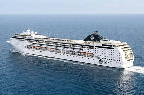 Excursiones crucero MSC LIRICA