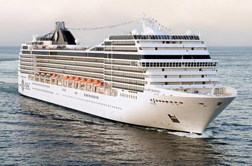 Excursiones crucero MSC MAGNIFICA