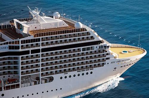 Excursiones crucero MSC ORCHESTRA
