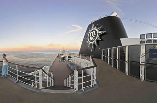 Excursiones crucero MSC SINFONIA