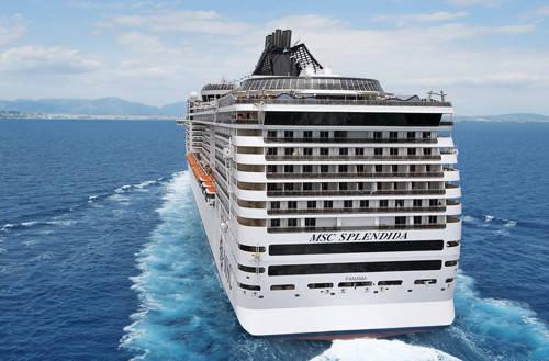Excursiones crucero MSC SPLENDIDA