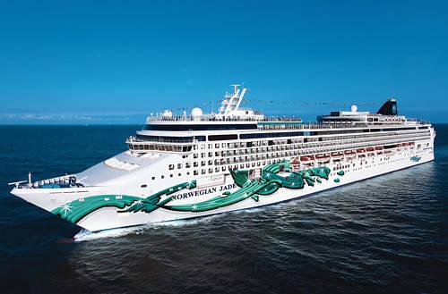 Excursiones crucero NCL JADE