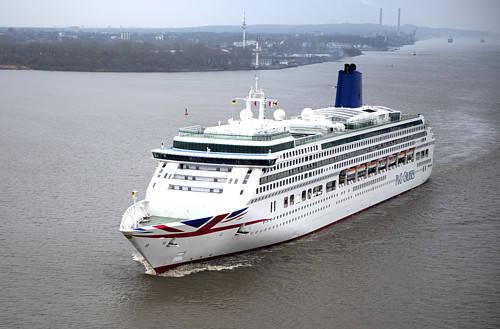 Excursiones crucero P&O AURORA